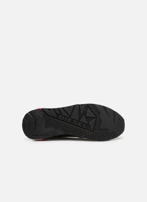 Baskets Diesel S-Kb Low Lace Noir vue haut