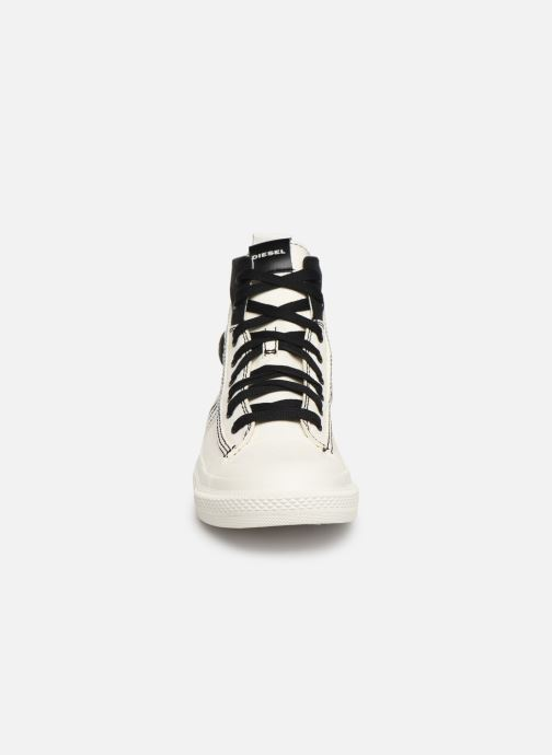 Trainers Diesel S-Astico Mid Lace White model view