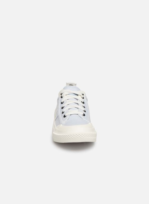 Trainers Diesel S-Astico Low Lace W Blue model view