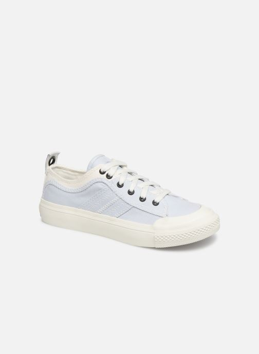 Trainers Diesel S-Astico Low Lace W Blue detailed view/ Pair view