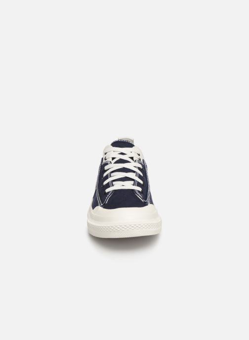 Sneakers Diesel S-Astico Low Lace Blå bild av skorna på
