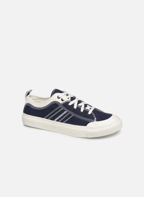 Sneakers Diesel S-Astico Low Lace Blå detaljerad bild på paret