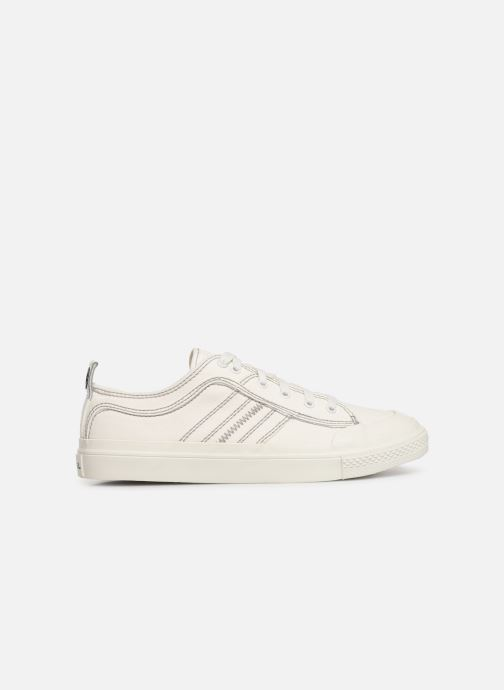 Sneakers Diesel S-Astico Low Lace Bianco immagine posteriore
