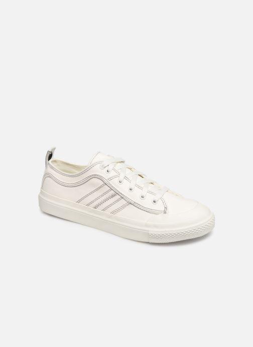 Sneakers Diesel S-Astico Low Lace Hvid detaljeret billede af skoene