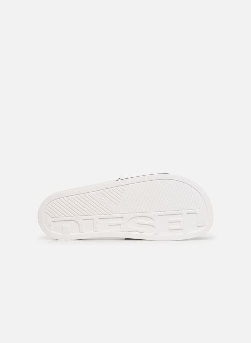Sandals Diesel Sa-Valla White view from above