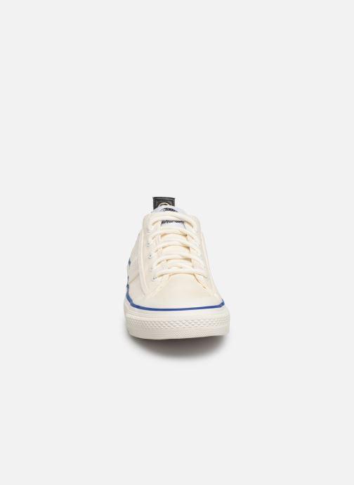 Baskets Diesel S-Astico Lc Logo Blanc vue portées chaussures