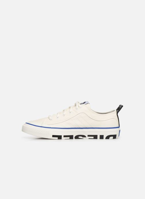 Trainers Diesel S-Astico Lc Logo White front view