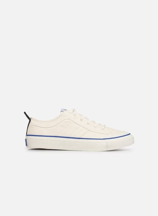 Trainers Diesel S-Astico Lc Logo White back view