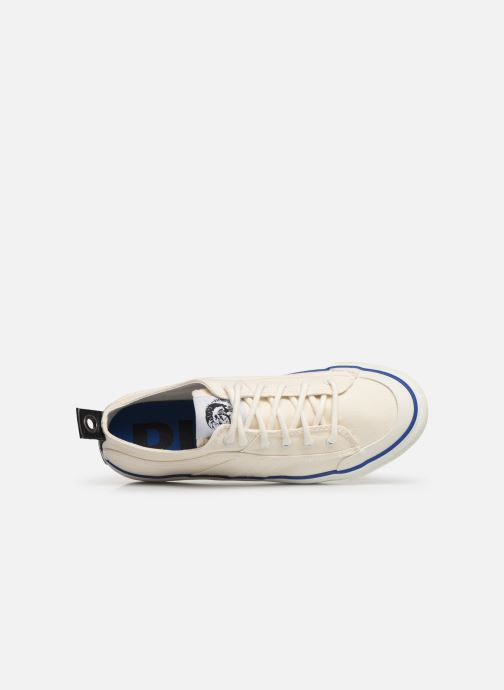 Trainers Diesel S-Astico Lc Logo White view from the left
