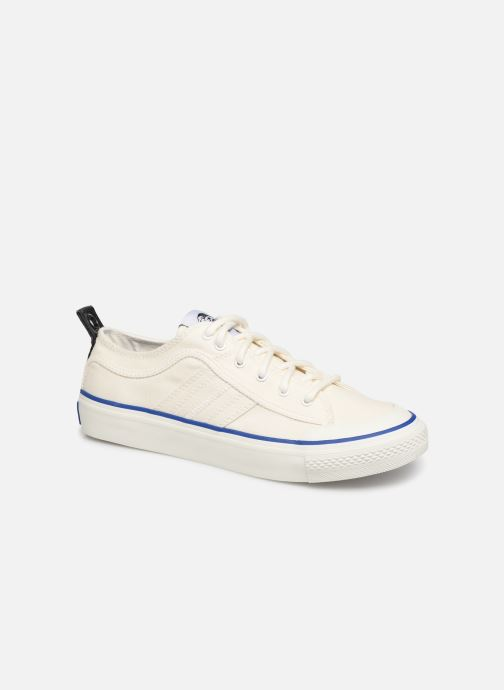 Trainers Diesel S-Astico Lc Logo White detailed view/ Pair view