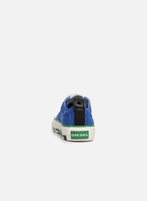 Sneaker Diesel S-Astico Lc Logo blau ansicht von rechts