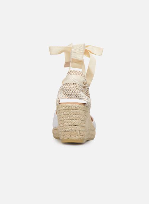 Scarpe di corda L.K. Bennett Maureene Bianco immagine destra