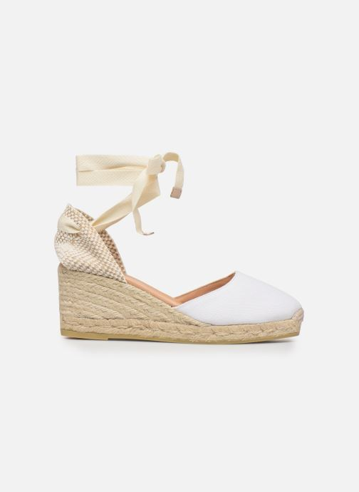 Espadrilles L.K. Bennett Maureene White back view
