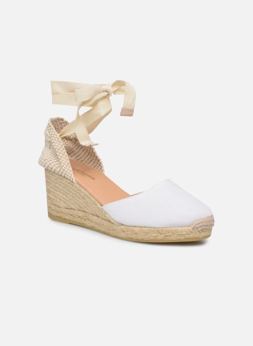 Espadrilles L.K. Bennett Maureene White detailed view/ Pair view