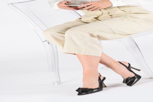 Zapatos de tacón Bruno Premi BW4603X Negro vista de abajo