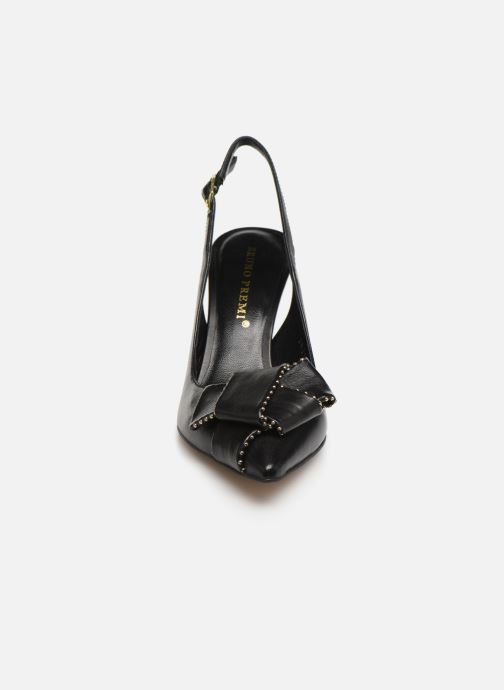 Zapatos de tacón Bruno Premi BW4603X Negro vista del modelo