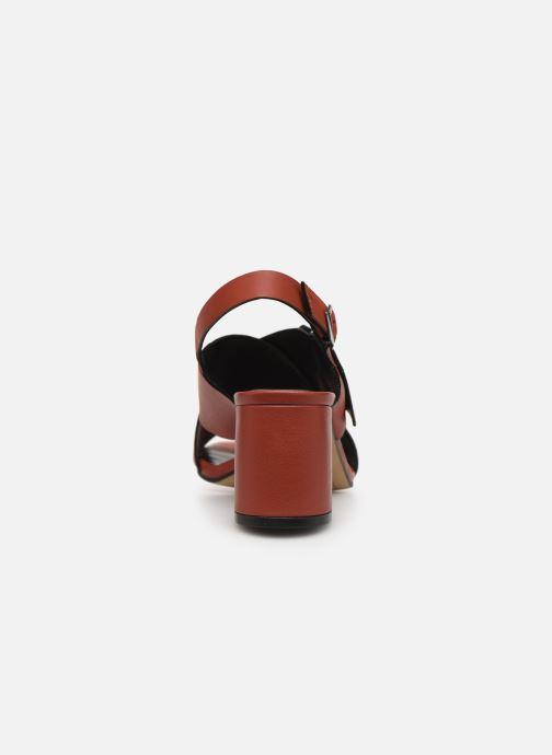 Sandali e scarpe aperte Bruno Premi BW0702N Rosso immagine destra