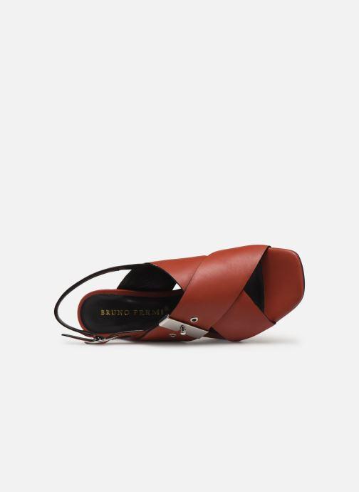 Sandali e scarpe aperte Bruno Premi BW0702N Rosso immagine sinistra