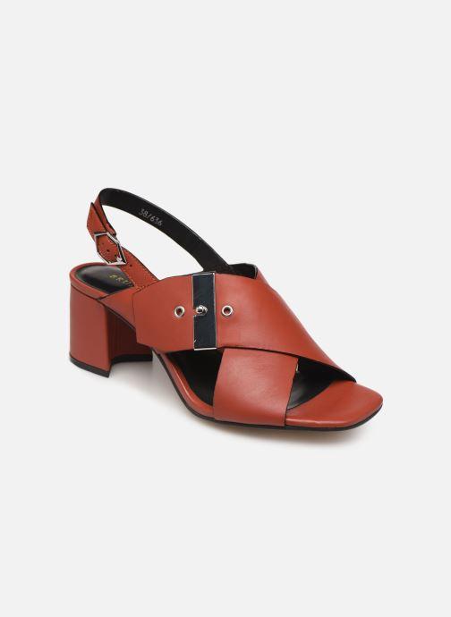 Sandali e scarpe aperte Bruno Premi BW0702N Rosso vedi dettaglio/paio