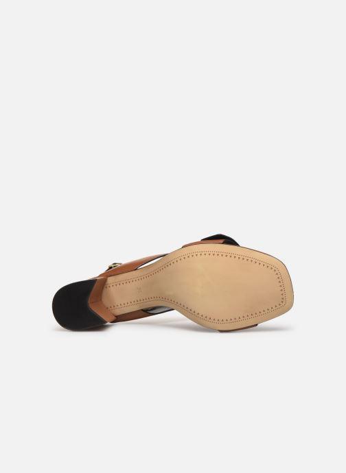 Sandales et nu-pieds Bruno Premi BW0701P Marron vue haut