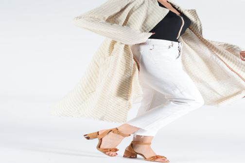 Sandali e scarpe aperte Bruno Premi BW1801X Marrone immagine dal basso
