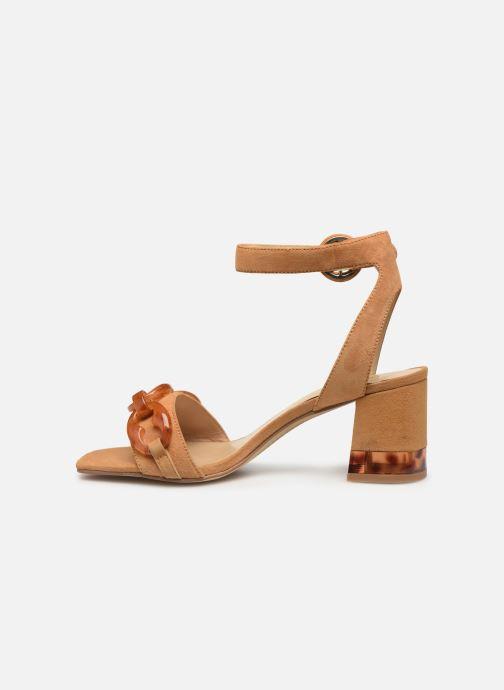 Sandali e scarpe aperte Bruno Premi BW1801X Marrone immagine frontale