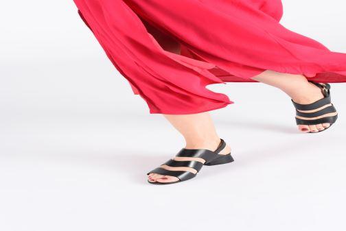 Sandali e scarpe aperte Bruno Premi BW0407P Nero immagine dal basso