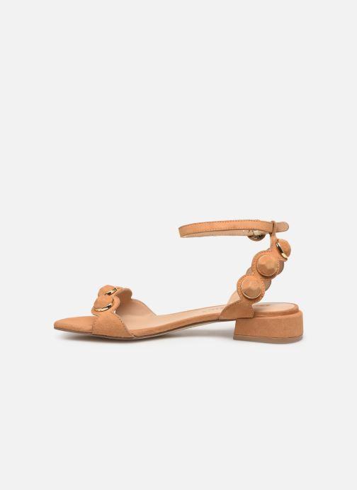 Sandali e scarpe aperte Bruno Premi BW0304P Marrone immagine frontale