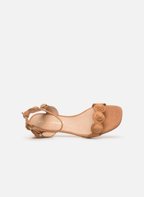 Sandali e scarpe aperte Bruno Premi BW0304P Marrone immagine sinistra