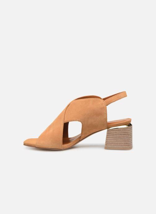 Sandali e scarpe aperte Bruno Premi BW1103P Marrone immagine frontale