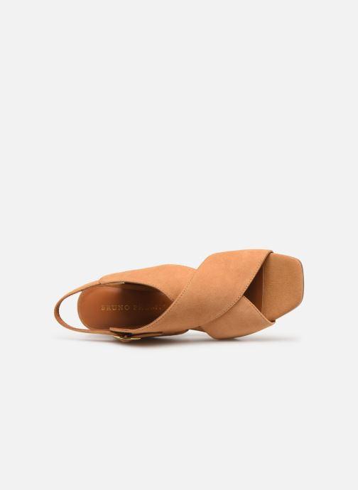 Sandali e scarpe aperte Bruno Premi BW1103P Marrone immagine sinistra