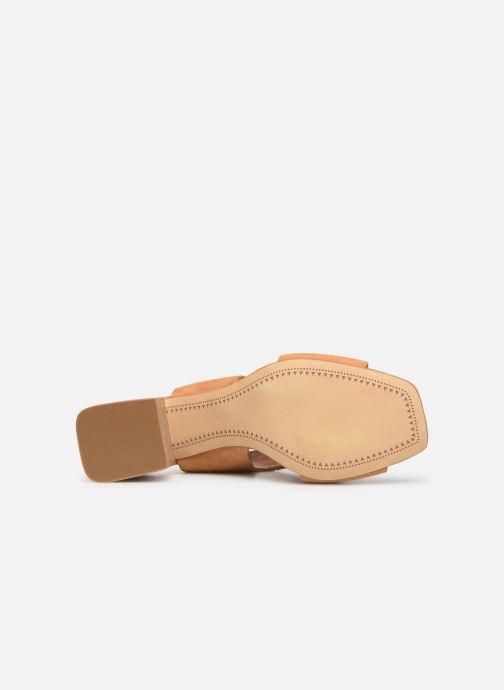 Sandali e scarpe aperte Bruno Premi BW1103P Marrone immagine dall'alto