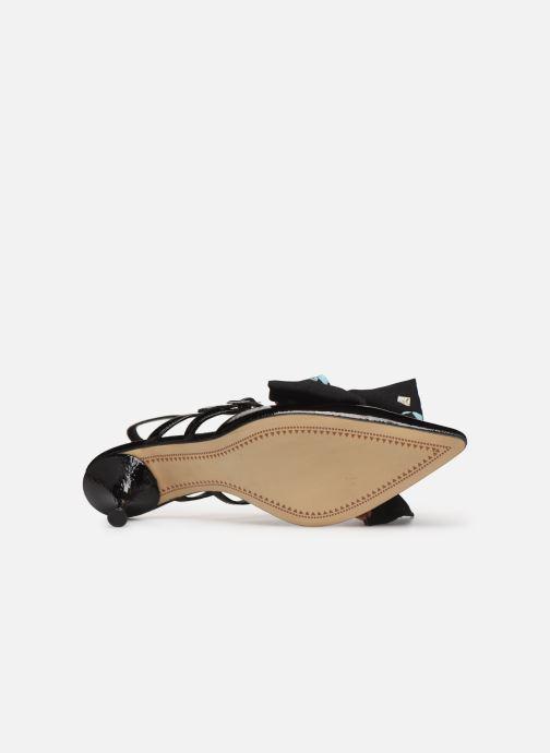Zapatos de tacón Bruno Premi BW4404N Negro vista de arriba