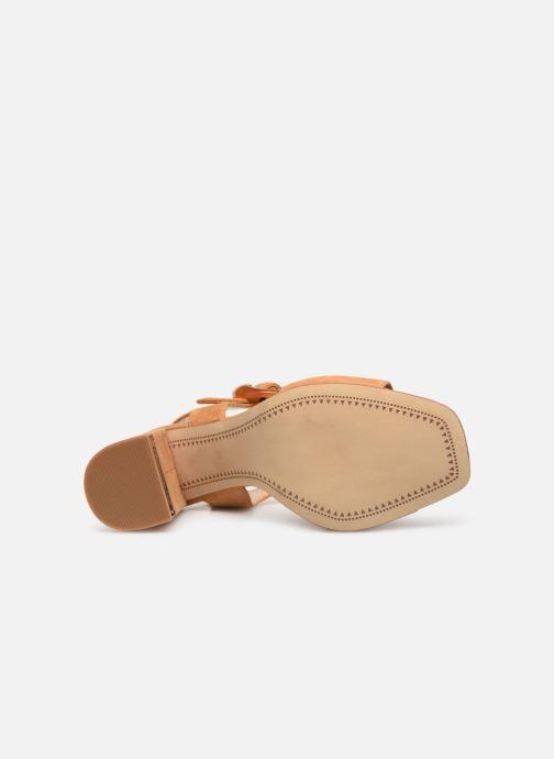 Sandali e scarpe aperte Bruno Premi BW2202X Marrone immagine dall'alto