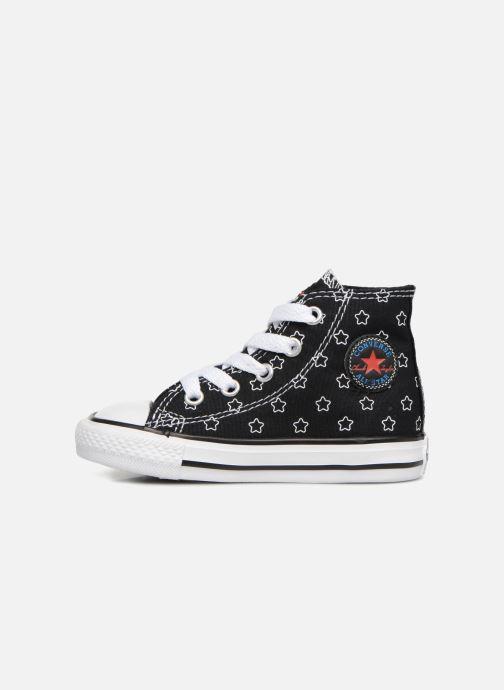 Baskets Converse Converse x Hello Kitty - Ctas Ox Rouge vue face
