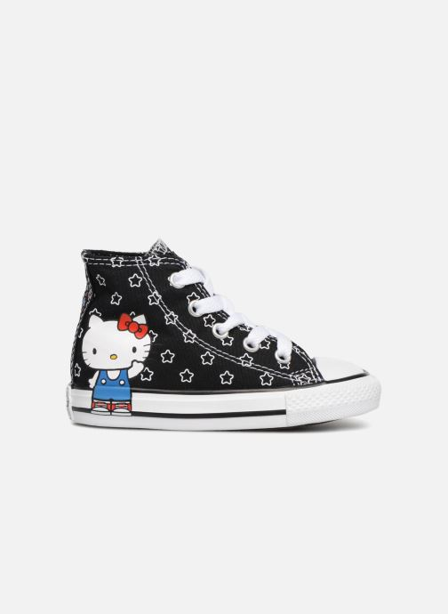 Baskets Converse Converse x Hello Kitty - Ctas Ox Rouge vue derrière