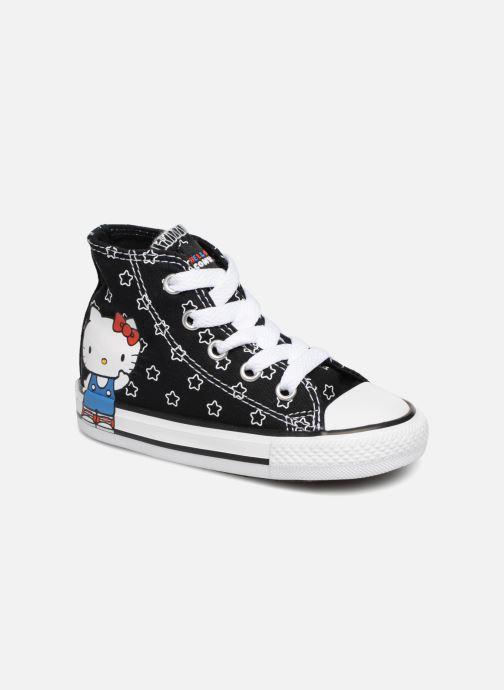 Baskets Converse Converse x Hello Kitty - Ctas Ox Rouge vue détail/paire