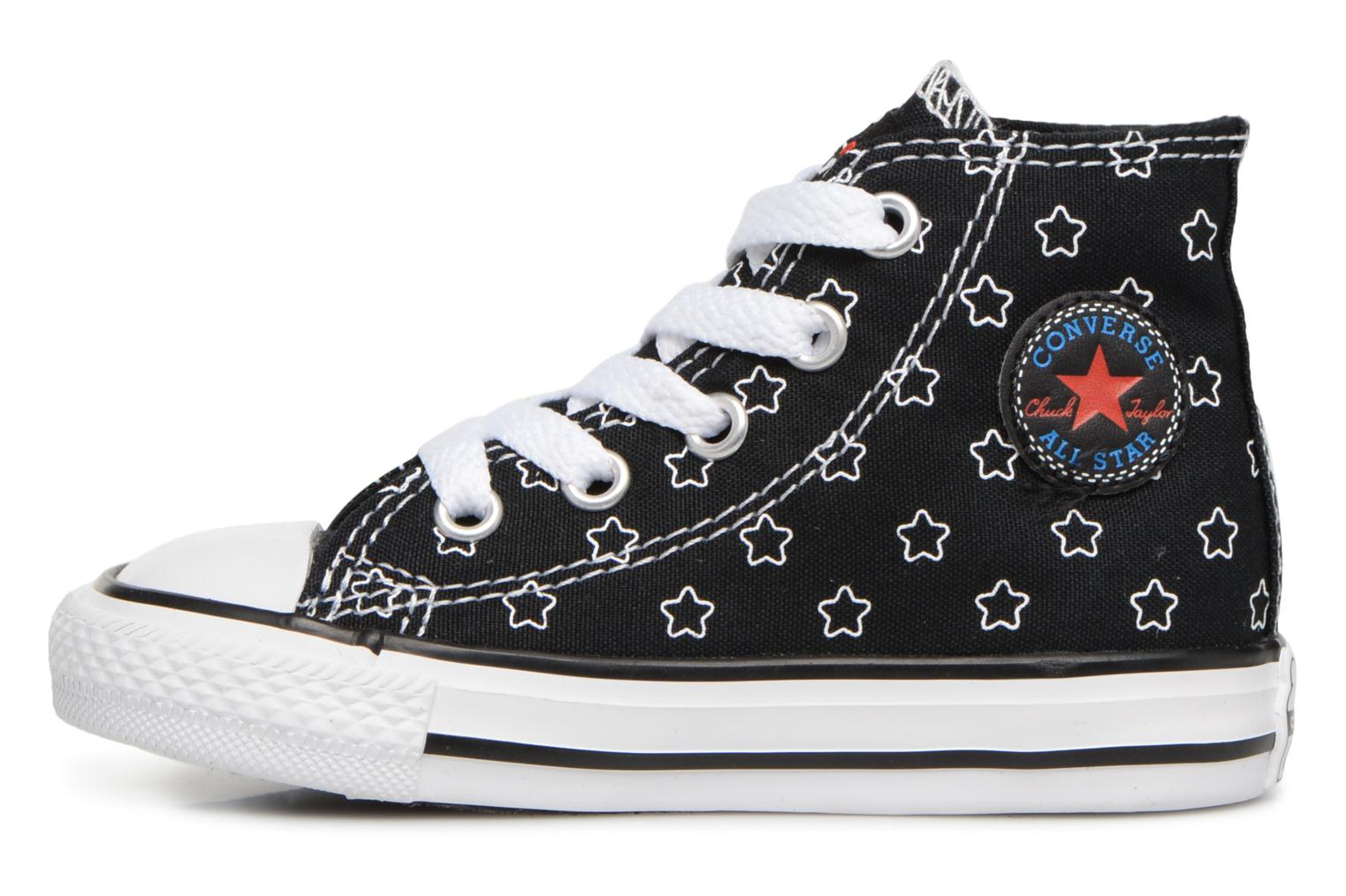 Baskets Converse Converse x Hello Kitty - Ctas Ox Rouge vue face
