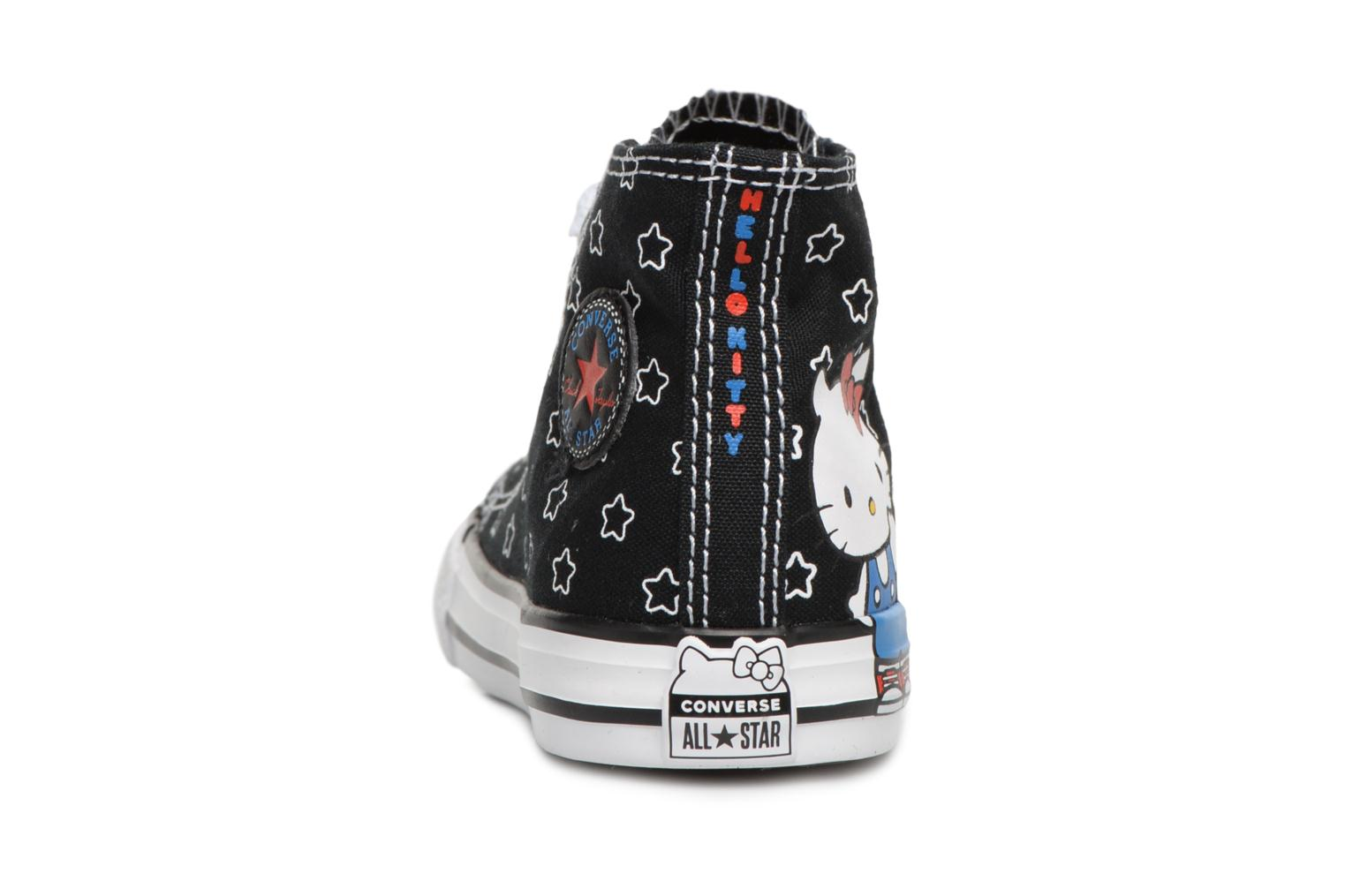 Baskets Converse Converse x Hello Kitty - Ctas Ox Rouge vue droite