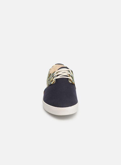 Baskets Panafrica Alize M Bleu vue portées chaussures