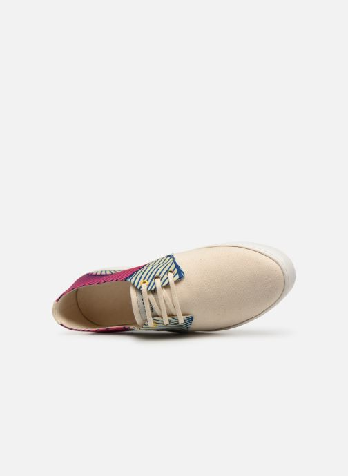 Trainers Panafrica Alize Kani-Kéli W Beige view from the left