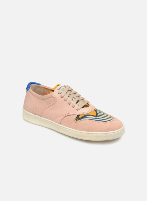 W Sahara Panafrica Sneaker rosa 360528 5HddvqSnw