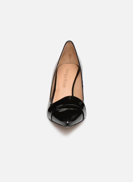 Escarpins Georgia Rose Ayala Noir vue portées chaussures