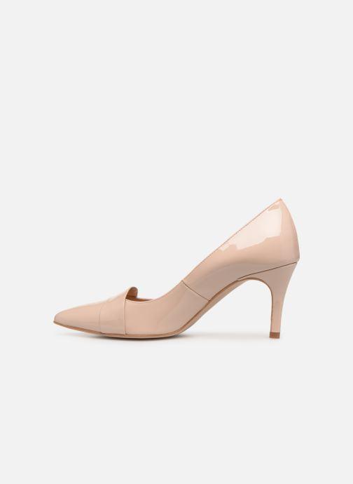 High heels Georgia Rose Ayala Beige front view