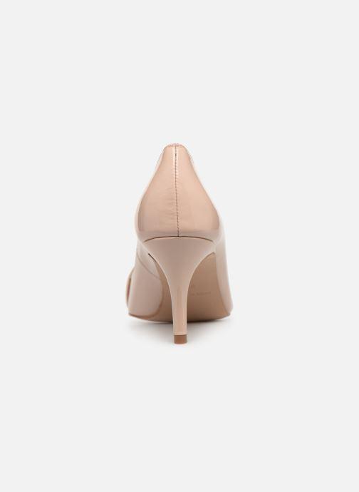 Zapatos de tacón Georgia Rose Ayala Beige vista lateral derecha