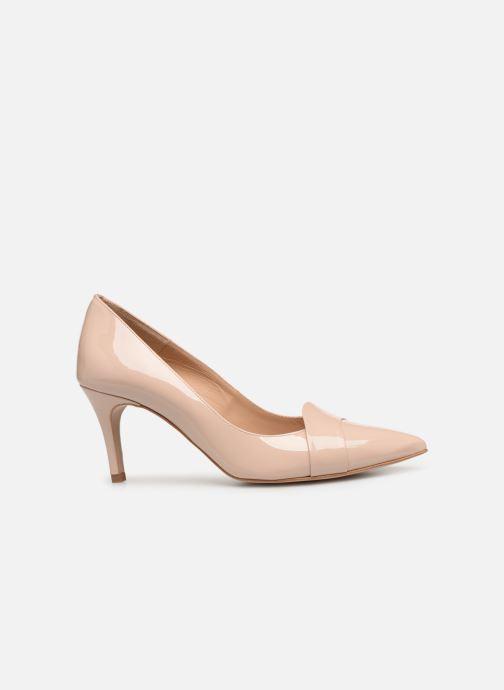 Zapatos de tacón Georgia Rose Ayala Beige vistra trasera