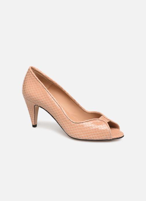 Zapatos de tacón Georgia Rose Azenora Beige vista de detalle / par