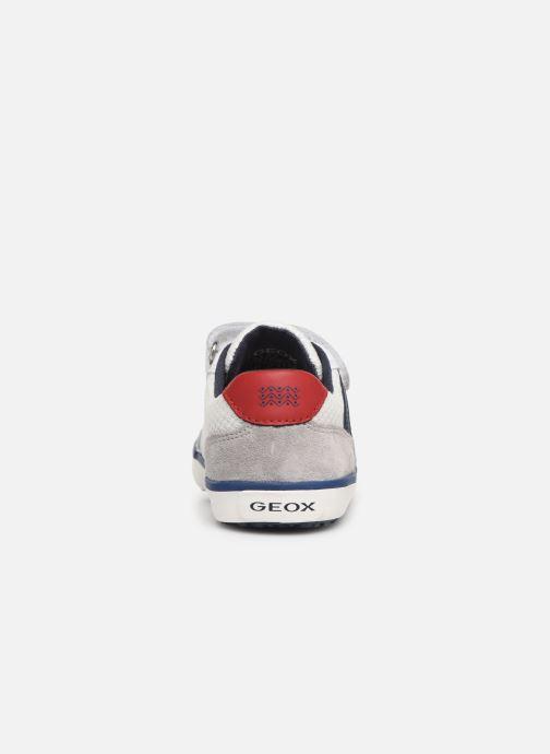 Sneakers Geox B Kilwi Boy B92A7C Wit rechts