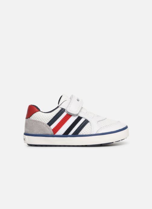 Sneakers Geox B Kilwi Boy B92A7C Wit achterkant