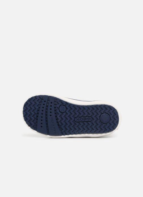 Sneakers Geox B Kilwi Boy B92A7C Wit boven